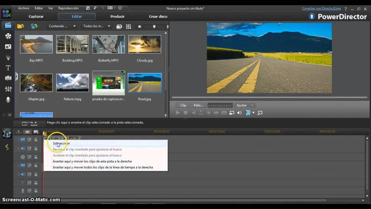 Programa para grabar con webcam