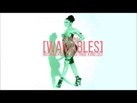 "Nicki Minaj | ""Wamables"" Instrumental Remake | Prod. KVNG Zuzi"