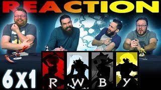 """RWBY Volume 6 Chapter 1 REACTION!! """"Argus Limited"""""""