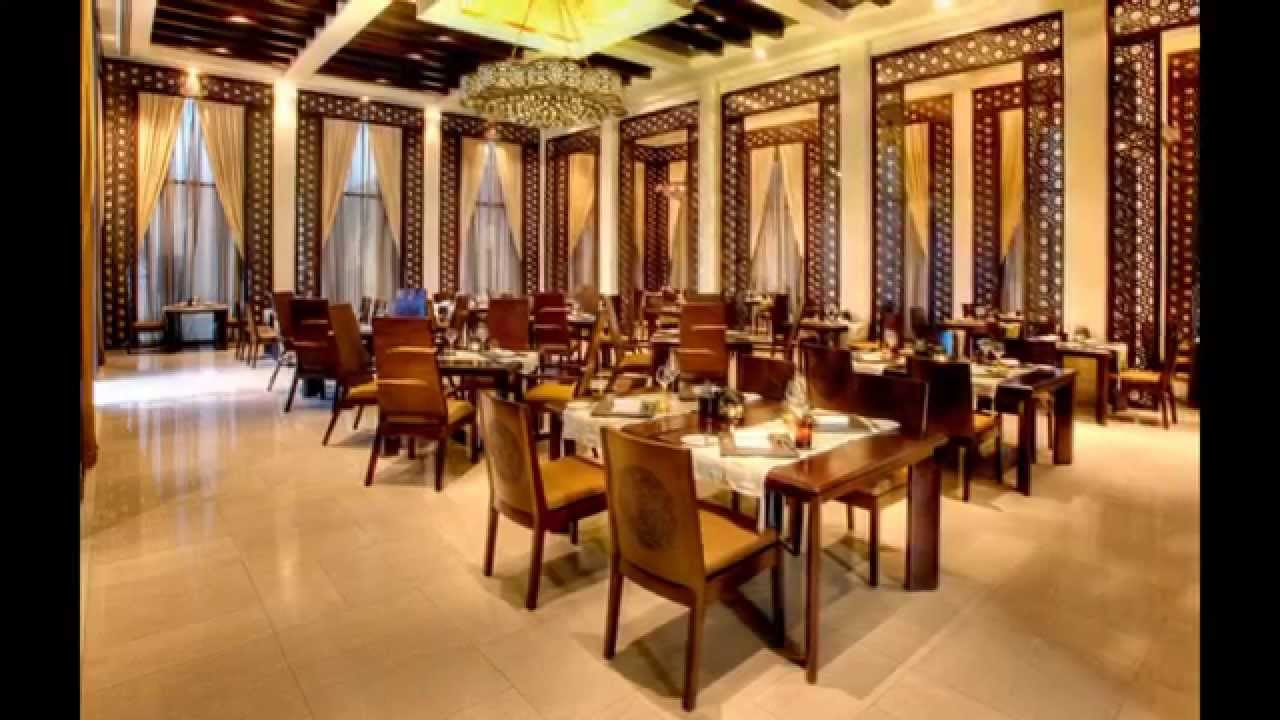 Contemporary Arabic Dining Room Design With Modern Stylish Decoration Ideas Youtube