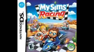MySims Racing DS - Dr. F's Laboratory Theme Music