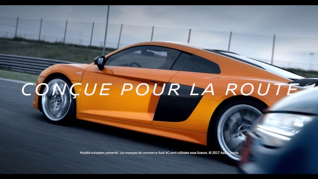 La Toute Nouvelle Audi R8 Spyder | Audi Canada