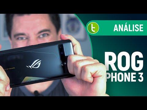 ASUS ROG PHONE 3 ainda é o MELHOR CELULAR GAMER no Brasil | Análise / Review