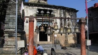 Bagnath Temple - Bageshwar, Kumaon, Uttarakhand