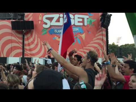 Bastille- Things we lost in the fire, Sziget 2016