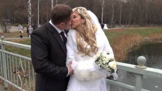 Видео. Свадьба в Гомеле