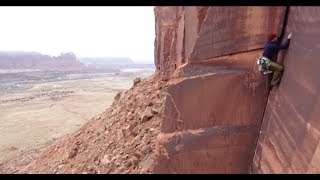This Guy Is the Last of a Dying Breed of Climber | Cedar Wright Climbing Reels, ep. 5