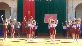 Đi Ta Đi Lên Múa Hát Sân Trường Lớp 3C - Hành Khúc Đội ✅
