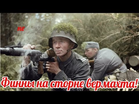 Уже зимой 1941г. они хотели бросить Вермахт? Война с СССР 1941-1944г. Глазами финнов.
