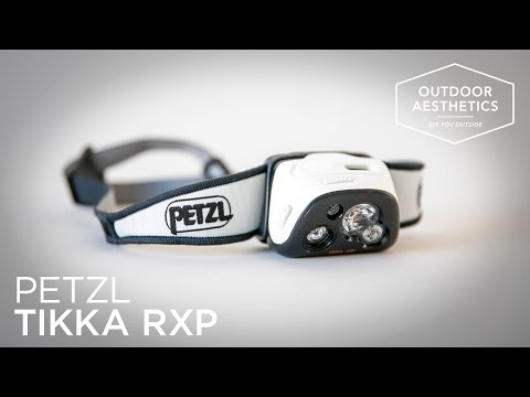 Test & Review: PETZL Tikka RXP Headlamp with Reactive Lighting