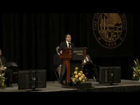 University of Idaho 2014 Convocation