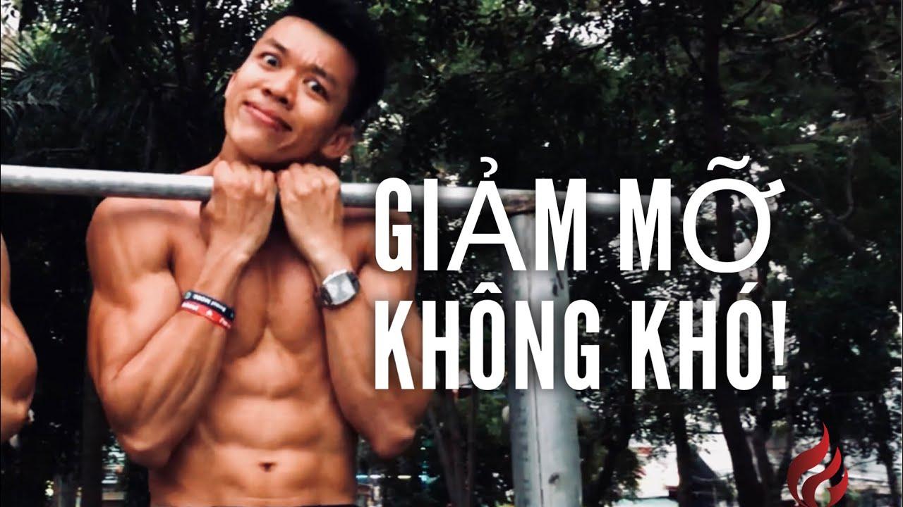🔥 Bí kíp TẬP BỤNG ĐỐT GIẢM MỠ BỤNG cực nhanh & hiệu quả! 👍 | Street Workout Lang Hoa