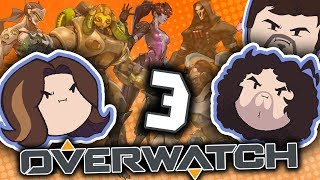 Overwatch: Tankin' Around - PART 3 - Game Grumps