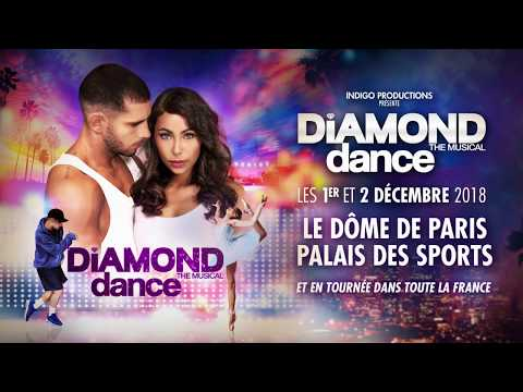 Diamond Dance The Musical - Trailer 2018 - Palais des Sports Paris