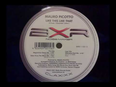 mauro picotto like this like that - alternative start mix