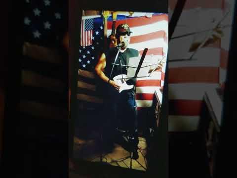 My brother singing Ricardo Del Rio
