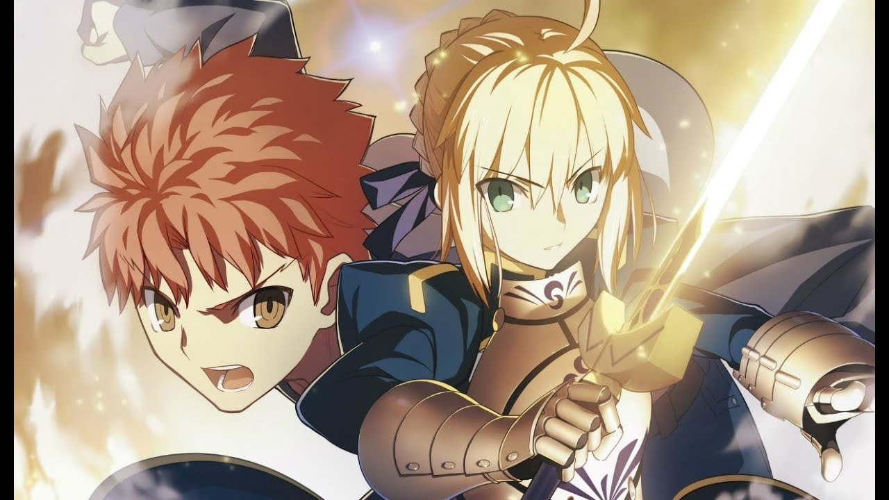 fate stay night visual novel english free download