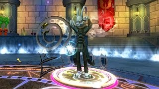 Wizard101: Darkmoor Secret Boss - Nosferabbit! (Bunferatu)