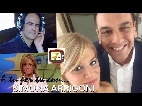 A tu per tu con... Simona Arrigoni (Roberto Poletti, Matteo Salvini, 7 Gold e la Rai)