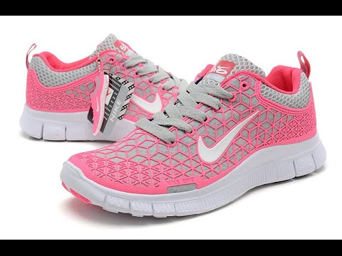 Женские Кроссовки Nike - 2017 / Womens Shoes Nike / Nike Damen Laufschuhe