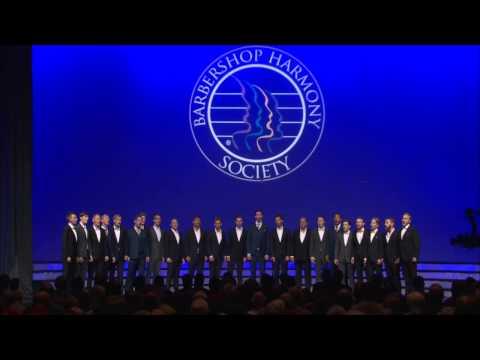 Sweden's national anthem Du Gamla, Du Fria sung by Swedish barbershoppers