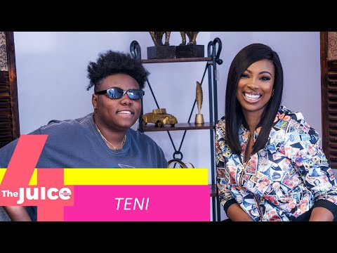 Teni,Teni on Ndani tv,teni Ndani TV interview,