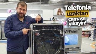 Akıllı çamaşır makinesi neler yapabilir? LG TwinWash Ön İnceleme