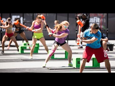 2012 CrossFit Games - Double Banger: Women, Heat 3