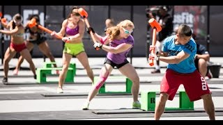 2012 CrossFit Games - Double Banger: Women, Heat 3