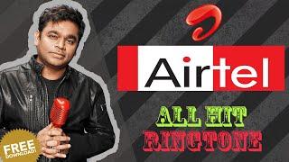 Airtel Ringtone || All Time Hits 15 Music