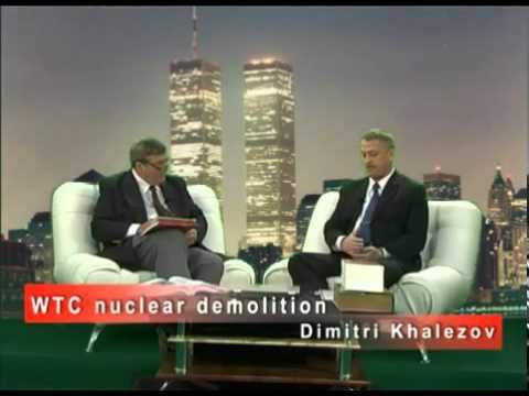 Dimitri Khalezov - WTC Nuclear Demolition [1/26]
