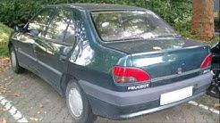 2002 peugeot 306 cabriolet