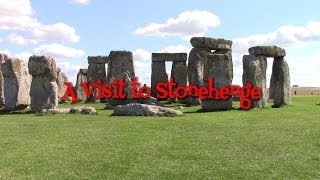 A Visit to Stonehenge - Along the Way with J&J -