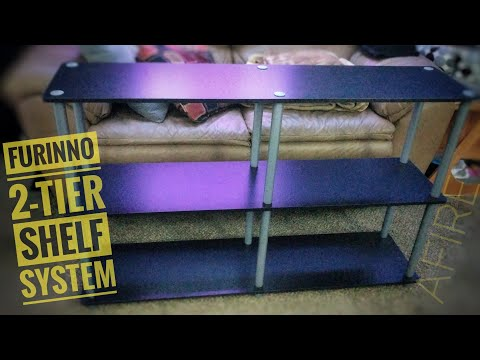 furinno-3-tier-display-rack:-review-&-how-to-assemble