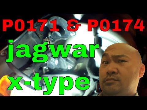 BEST SEALANT EVER!! P0171 & P0174 Jaguar X-type √ Fix it Angel