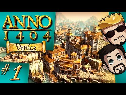 Anno 1404 - #1 - Dream Island