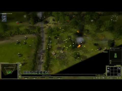 Sudden Strike 3 - Mini Skirmish - Difficult Start  