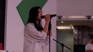 Isyana Sarasvati - God is a Woman (Cover)
