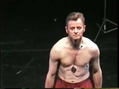 Барышников Baryshnikov Танец под стук сердца The Heartbeat.  Boston 1998.