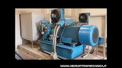 compressore HV Turbo AS Denmark 200 kw 16930 giri