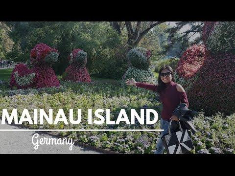 Germany - Mainau Island Lake Constance (Bodensee)
