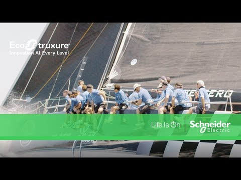 Schneider Electric's automation systems for Sydney Hobart Yacht Race