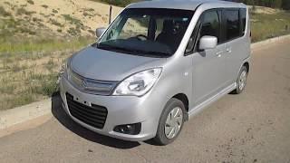 "Suzuki Solio(Сузуки Солио)""Малолитражка снаружи - автобус внутри""или малолитражка для..."