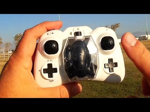 Son Yang SY X31 Foldable Pocket Drone Flight Test Review