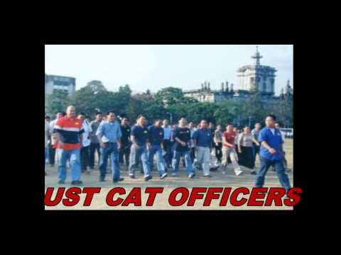 UST CAT Golden Corps of Cadets