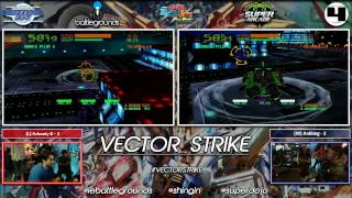 Schooly D vs Aniking - Vector Strike: Virtual-On Oratorio Tangram (Grand Finals)
