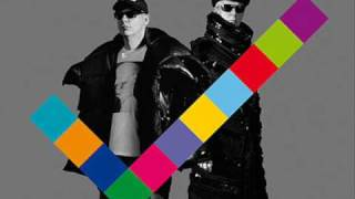 Pet Shop Boys - The way it used to be (DJ Rub Remix)