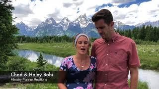 Chad and Haley Bohi