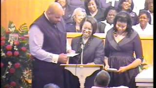 Rev. Dorothy Nell Williams Harrison. Home Going Service Part 6