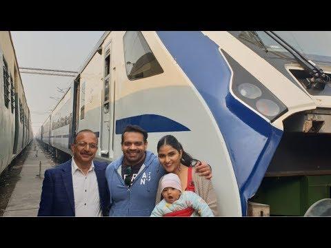 Train18 Exclusive- Inside India's fastest Train